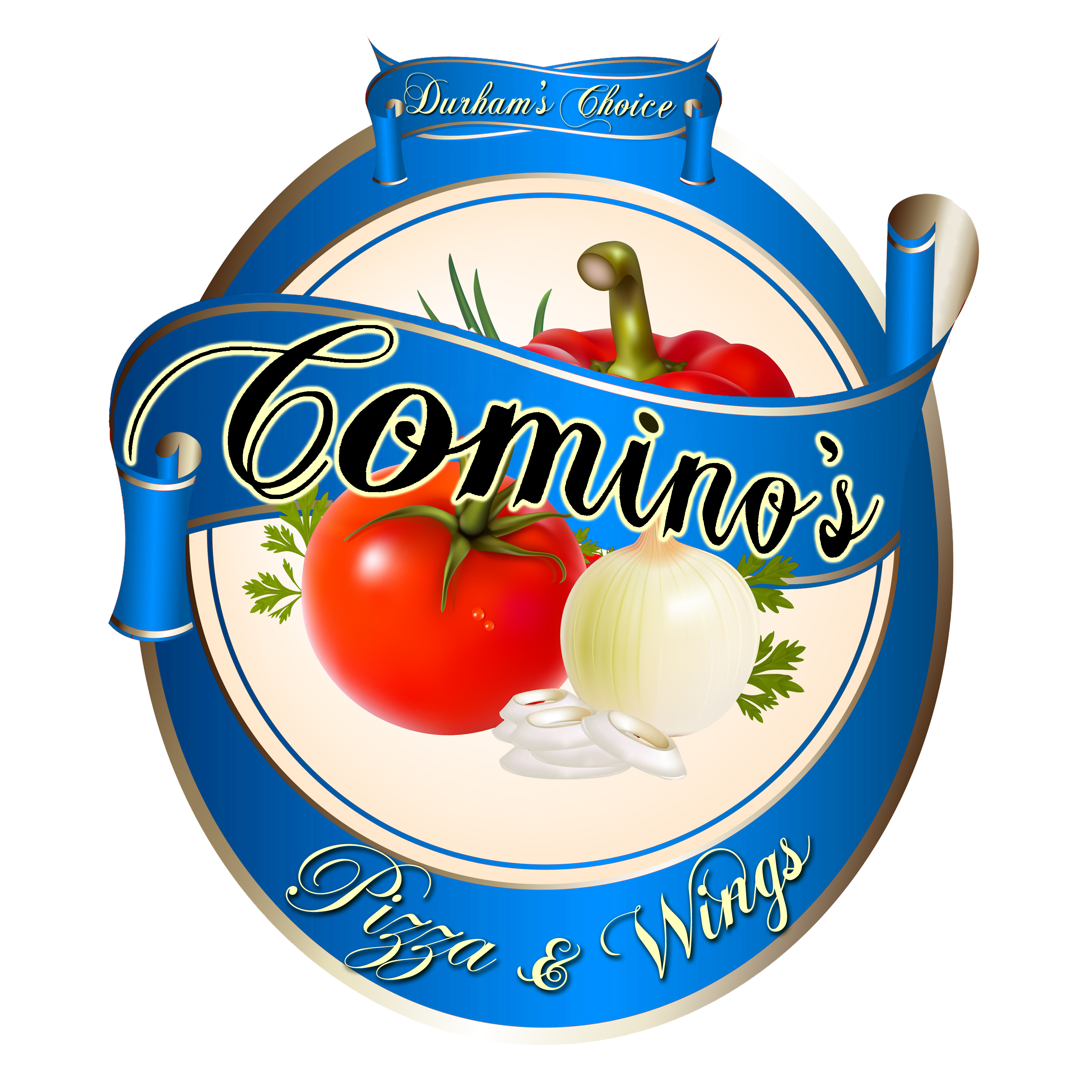 Order Online Cominos Pizza and Wings